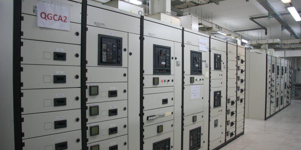 Quadri distribuzione elettrica